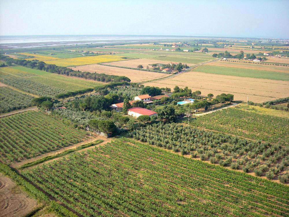 Agriturismo Castiglione della Pescaia in Toscana